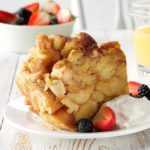 How to Make Doughnut Bread Pudding