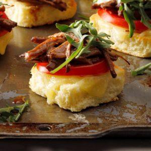 Slow-Cooked Pot Roast Sliders