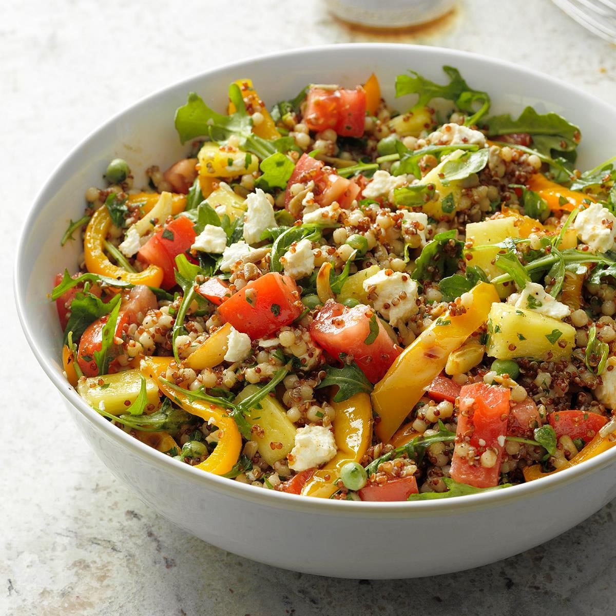 Summer Salad By The Lake Recipe