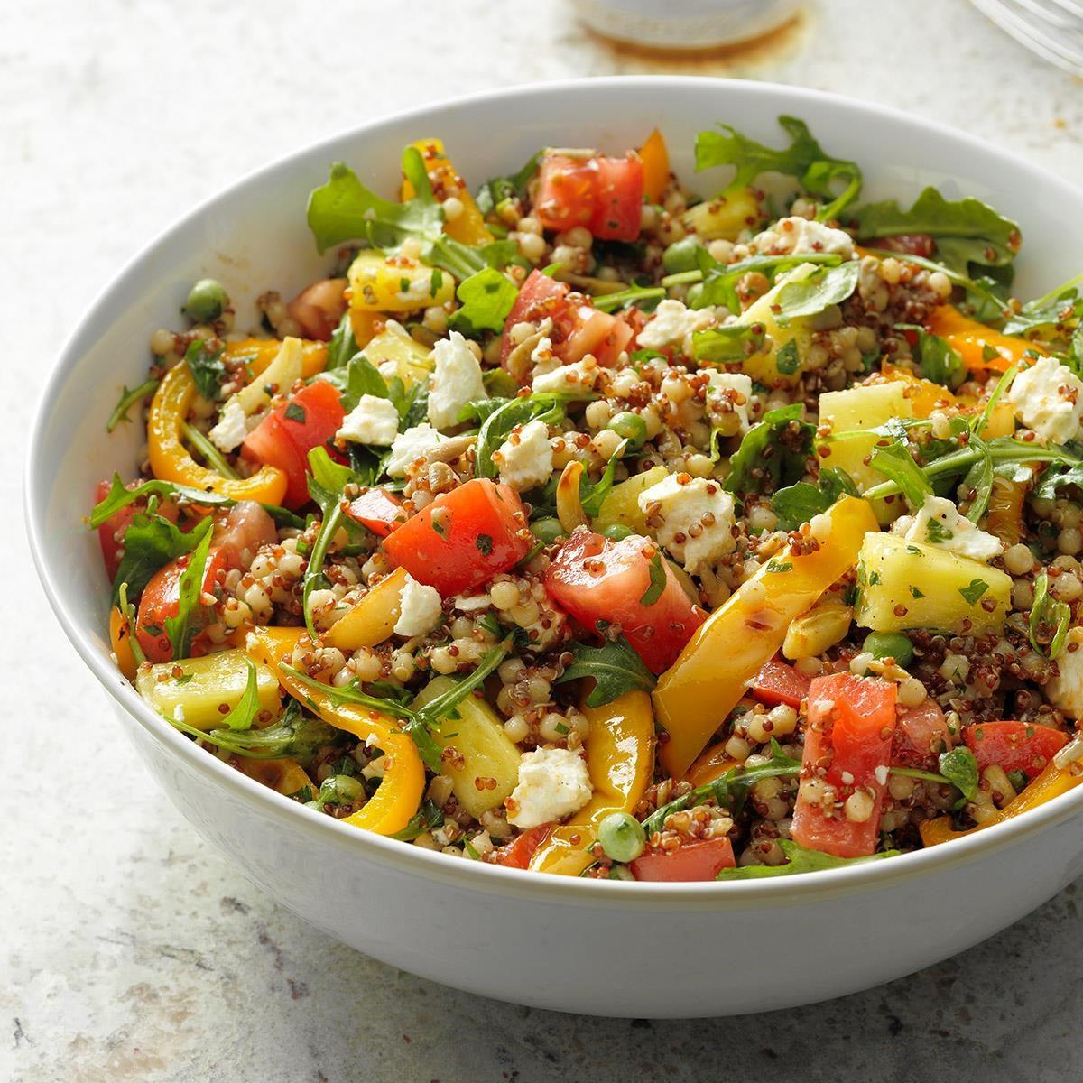 100 Summer Salad Recipes
