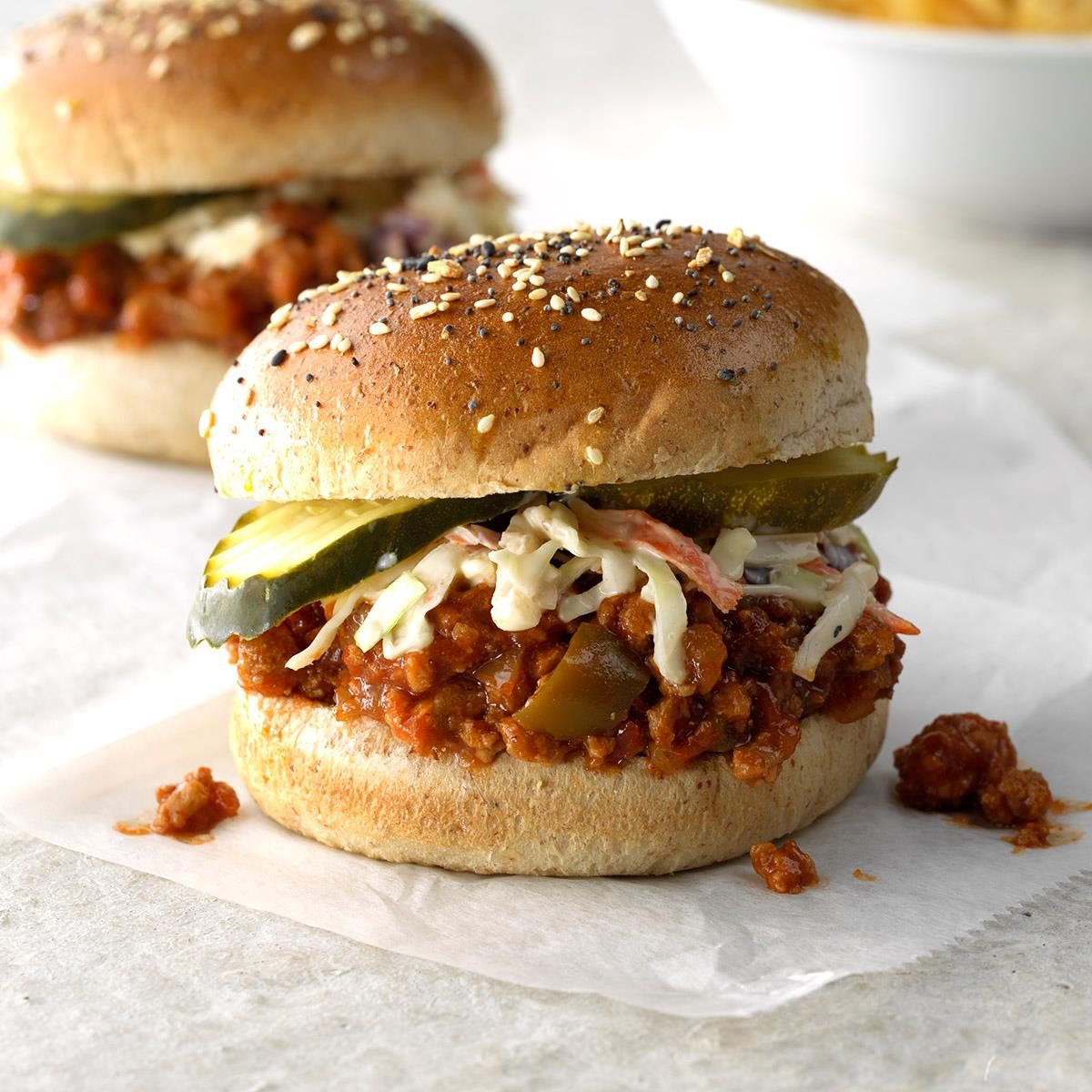 Sweet And Spicy Sloppy Joes Recipe