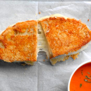 How to Make the Ultimate Grilled Cheese