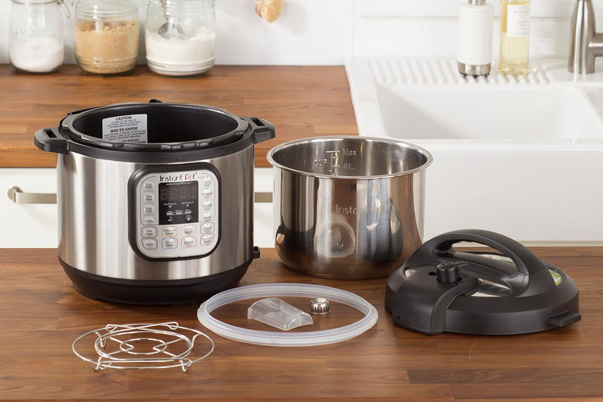 Instapot; Instant Pot; Pressure Cooker, cleaning instant pot