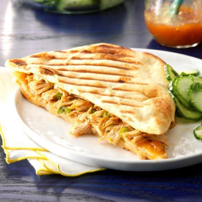 Inspired by: Cosi's Tandoori Chicken Sandwich