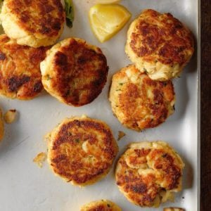 Tangier Island Virginia Crab Cakes