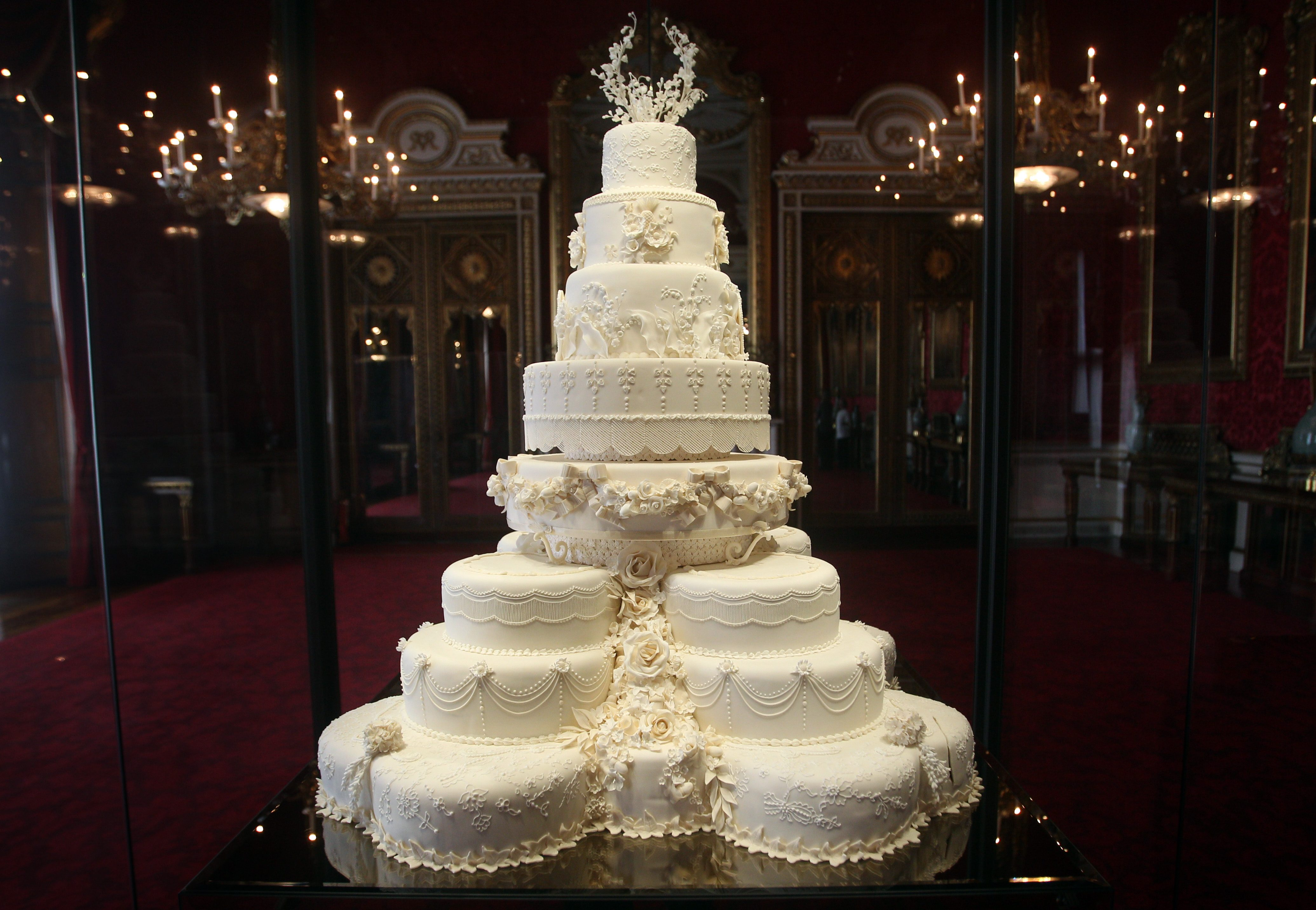 Why The Top Tiers Of Royal Cakes Are Saved Taste Of Home