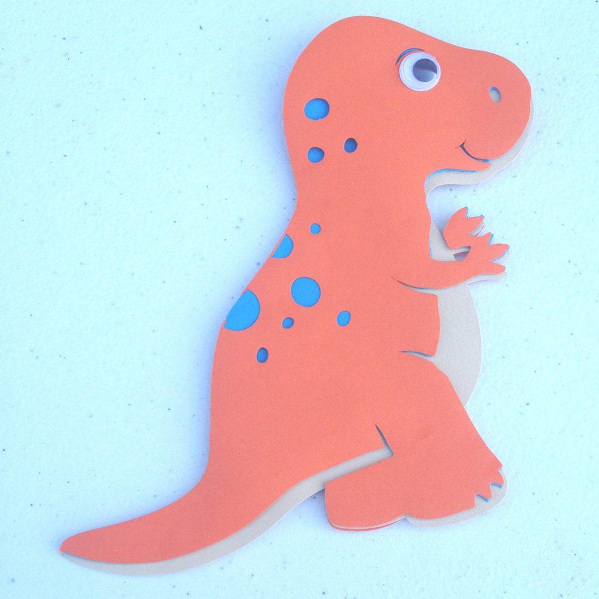 dinosaur craft - dinosaur party