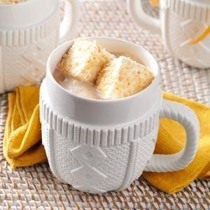 Homemade Mango Marshmallows