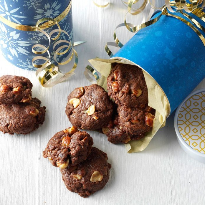 Hazelnut Dream Cookies