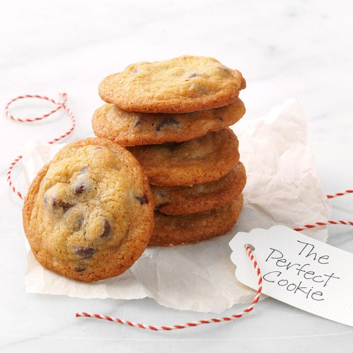 Inspired by: Semi-Sweet Chocolate Chip Cookies