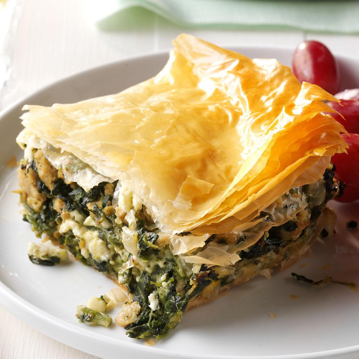 how to make a pie with phyllo