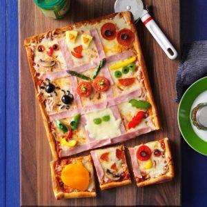 Make-a-Monster Pizza