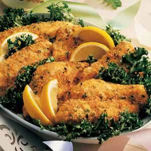 Catfish Parmesan