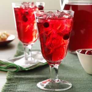 Sparkling Berry Punch