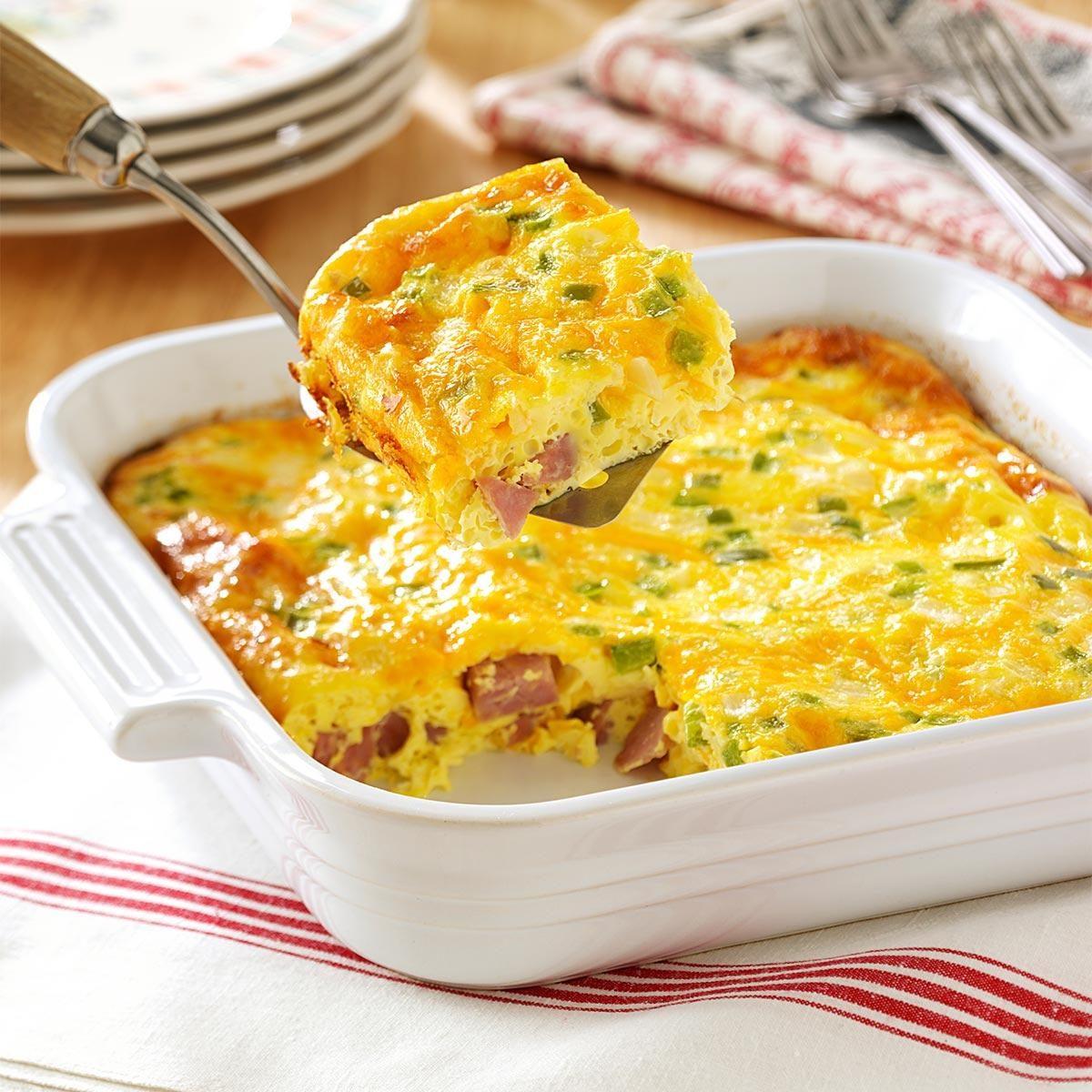 Oven Denver Omelet Recipe