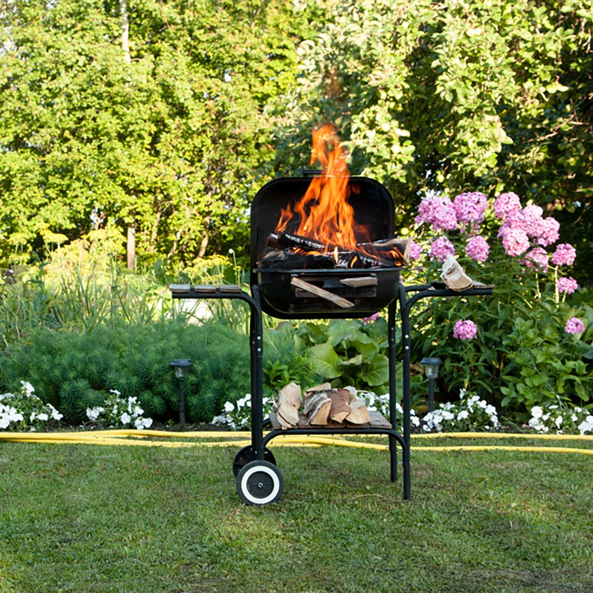 10 Major Grilling Safety Mistakes You Might Be Making Taste Of Home