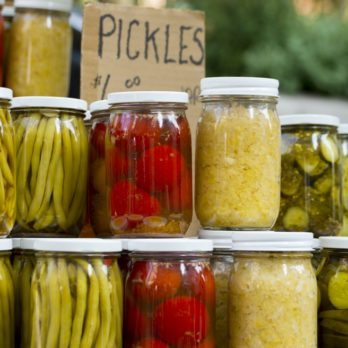14 Surprising Foods That Make Great Pickles