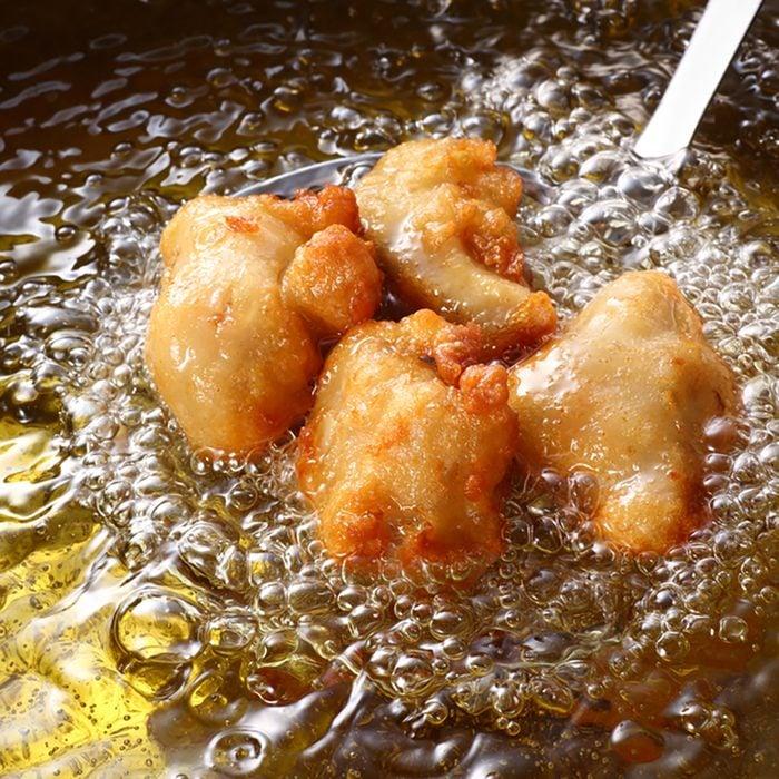 Japanese fried Chicken;