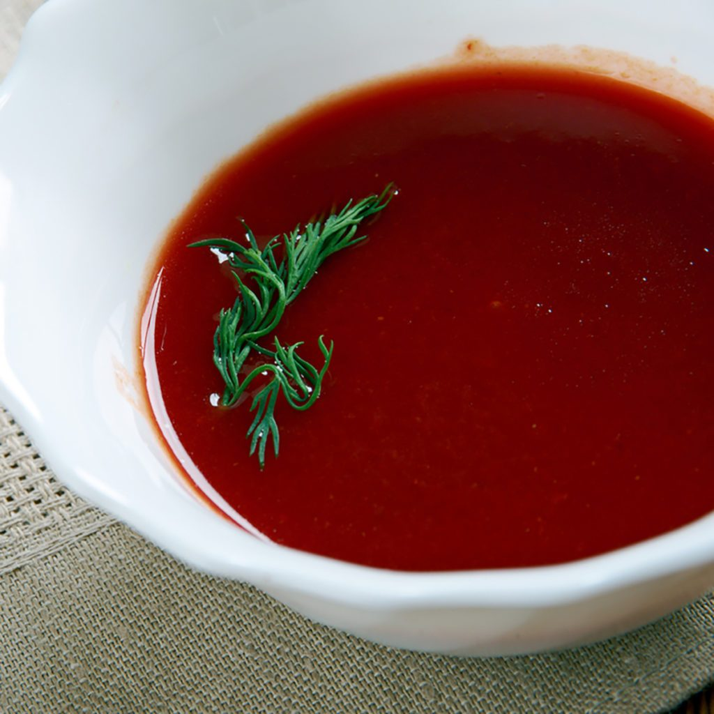 espagnole sauce basis of sauce-making in classic French cooking