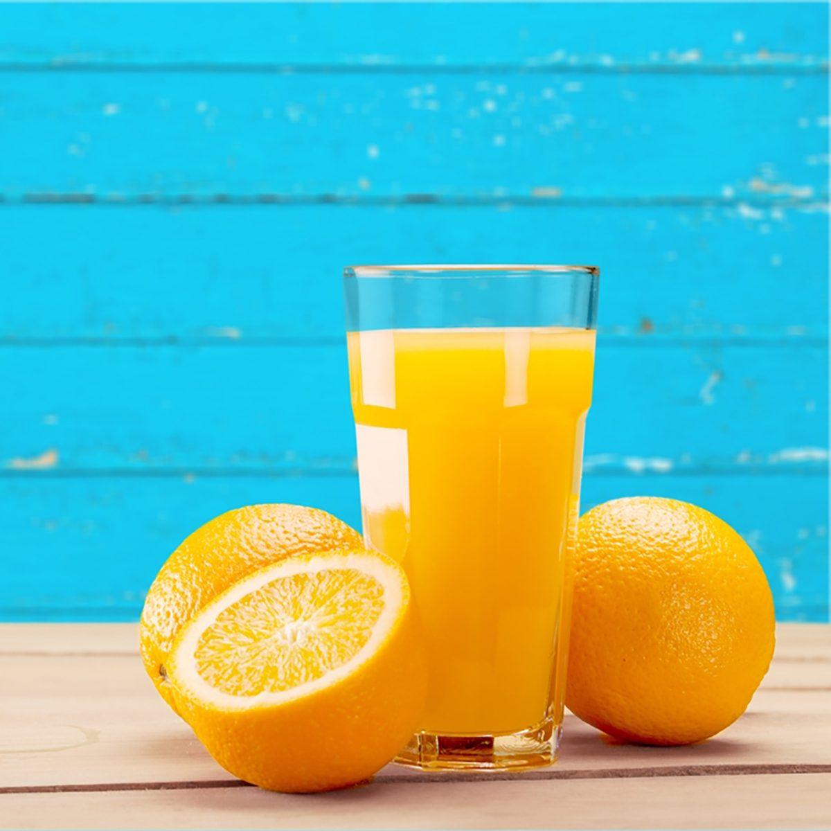 is orange juice healthy for you taste of home