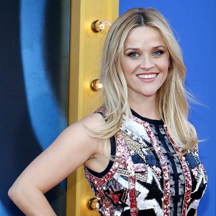 Reese Witherspoon at the Los Angeles premiere of 'Sing' held at the Microsoft Theater in Los Angeles, USA on December 3, 2016