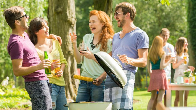 The Best-Ever Backyard Party Planning Checklist | Taste of Home