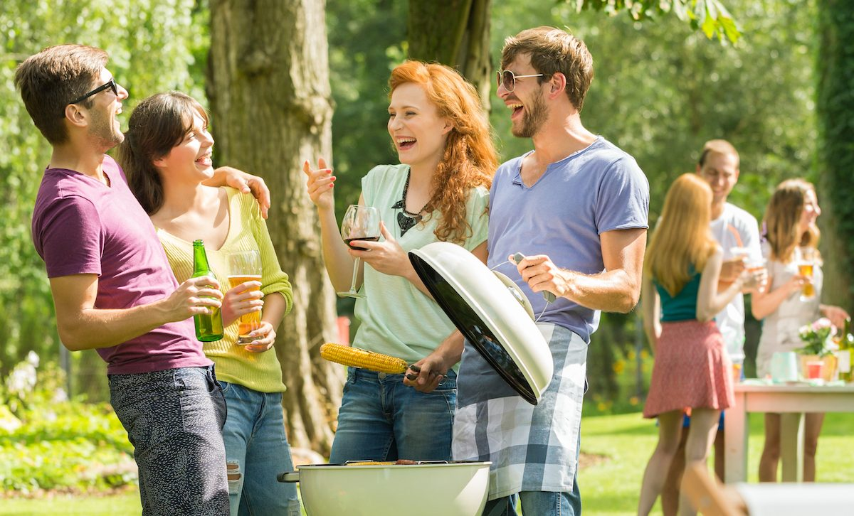 The Best-Ever Backyard Party Planning Checklist   Taste of ...