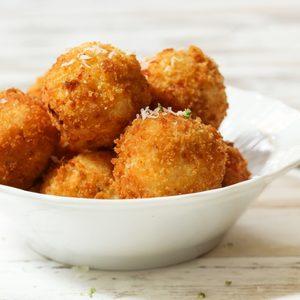 Mashed Potato Cheese balls