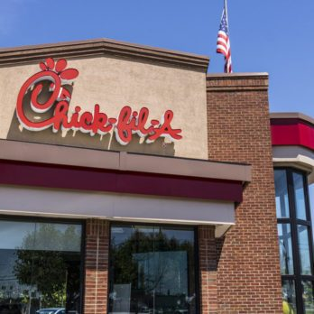 The Real Reason You See So Many Chick-fil-A Restaurants
