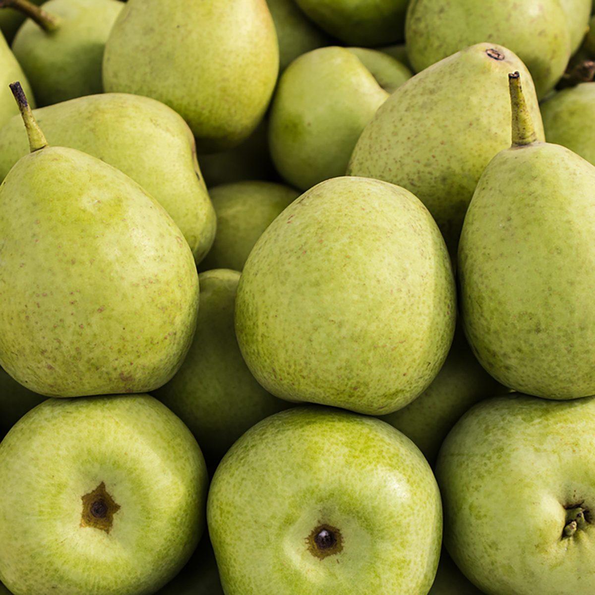 Beautiful Pear Yummy Juicy Fruit