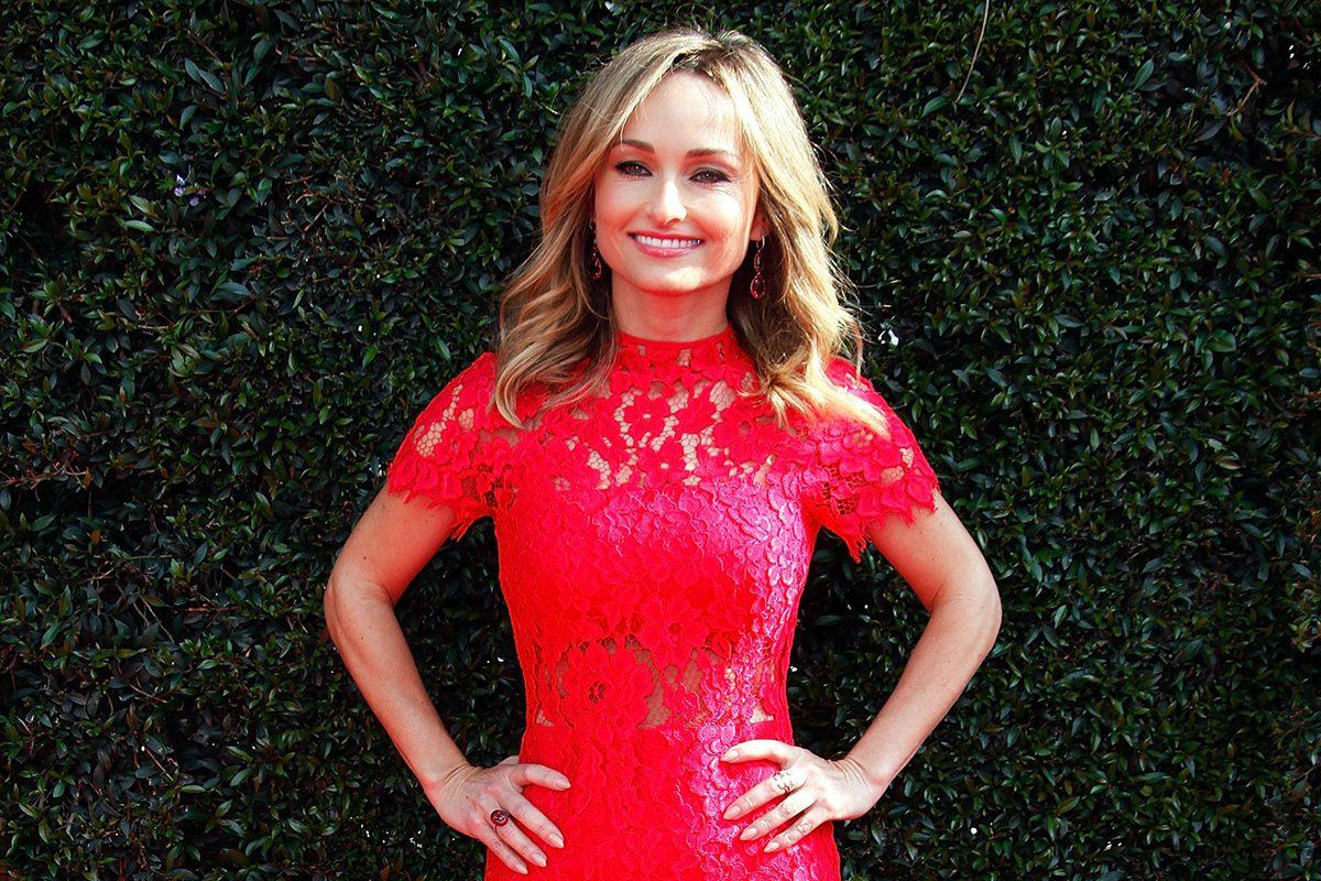 Giada De Laurentiis 45th Annual Daytime Emmy Awards, Arrivals