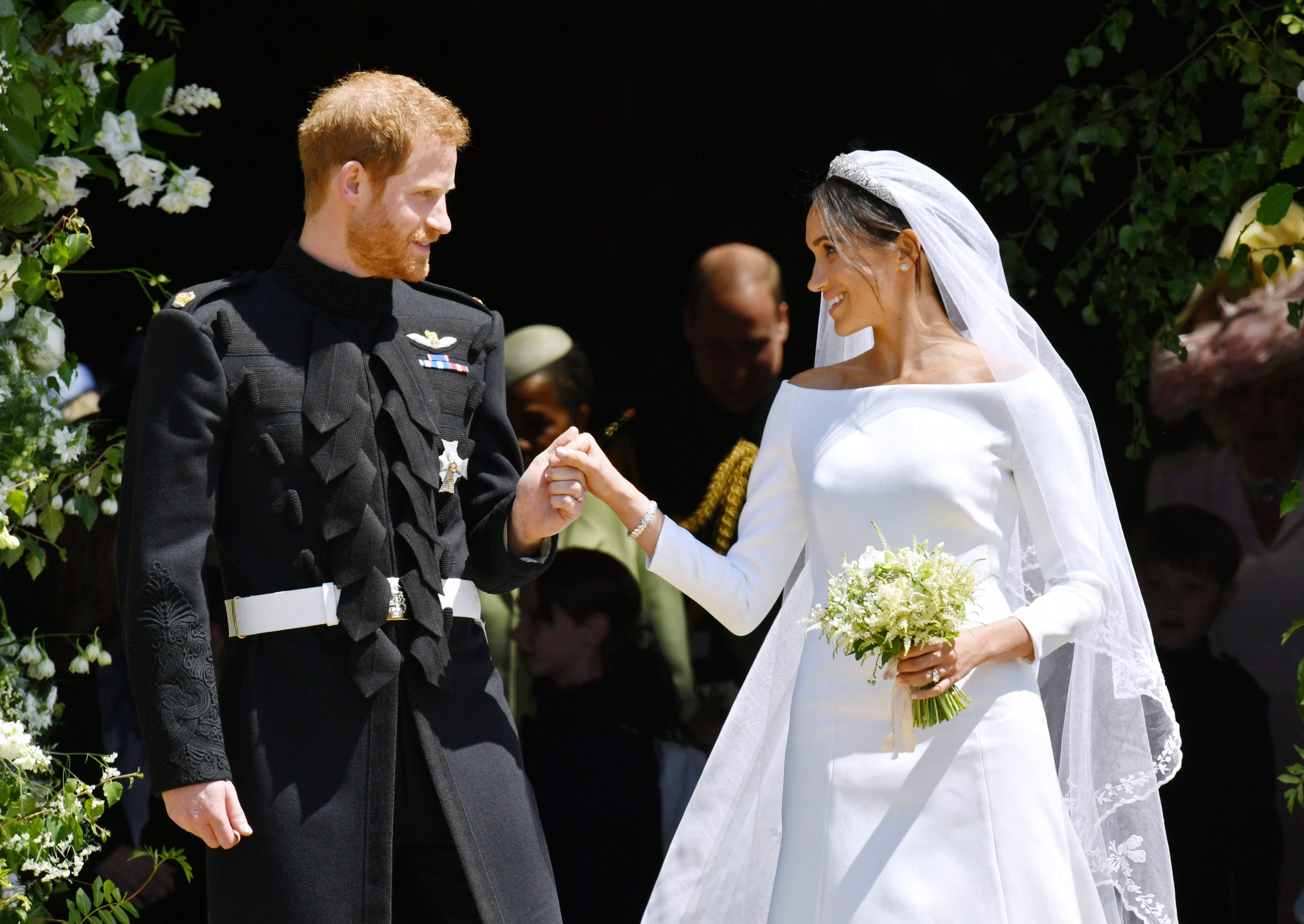Prince Harry and Meghan Markle The wedding of Prince Harry and Meghan Markle, Ceremony, St George's Chapel, Windsor Castle, Berkshire, UK - 19 May 2018