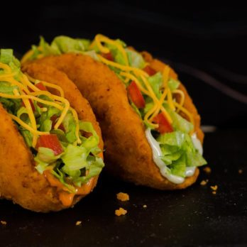 Taco Bell's Naked Chicken Chalupa is Back on the Menu