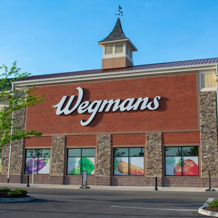 Wegmans Grocery Store.
