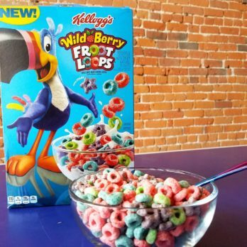 For The First Time In 10 Years, Froot Loops Releases A New Flavor