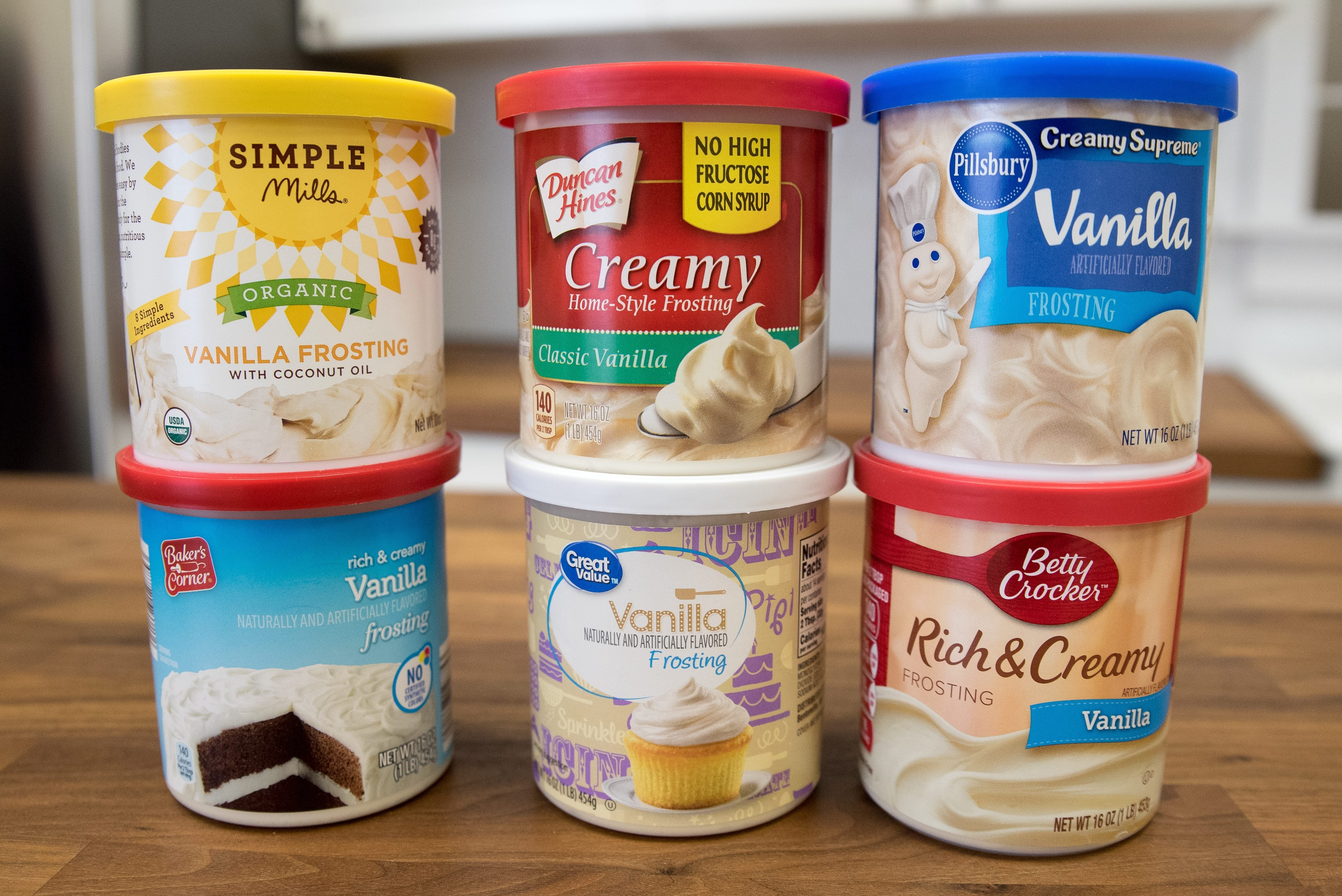 We Found The Best Canned Frosting For Your Last Minute Bakes
