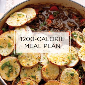 7-Day 1200-Calorie Meal Plan for Weight Loss
