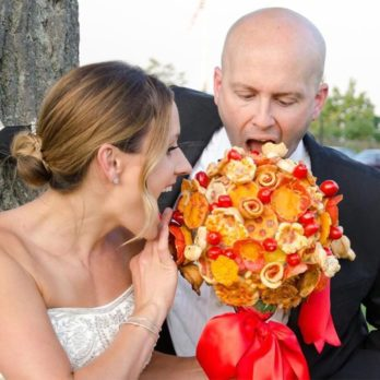 Pizza Wedding Bouquets Are Real. Here's How to Get One.