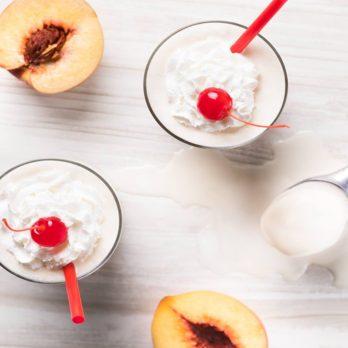 Chick-fil-A's Peach Milkshake Season Is Finally Here!