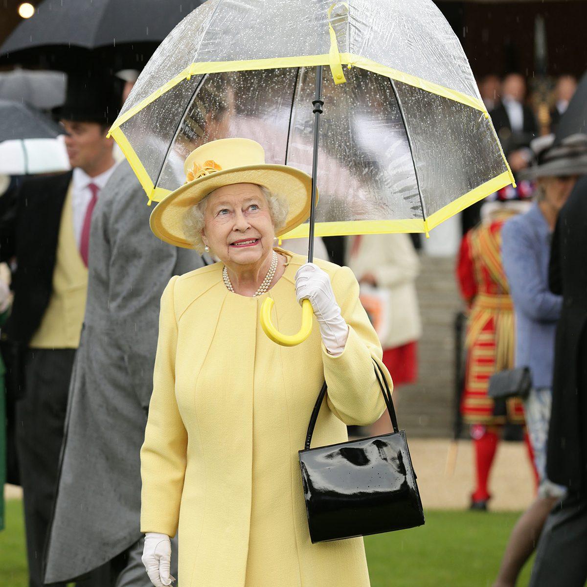 Queen Elizabeth II Garden Party at Buckingham Palace, London, Britain
