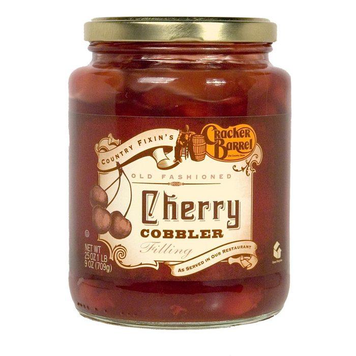 Cherry Cobbler Filling