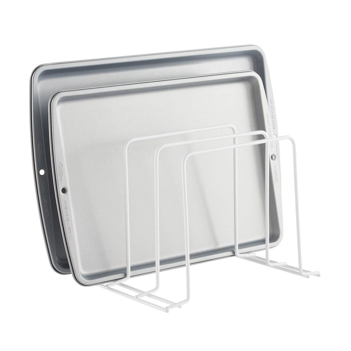 rack for holding baking pans