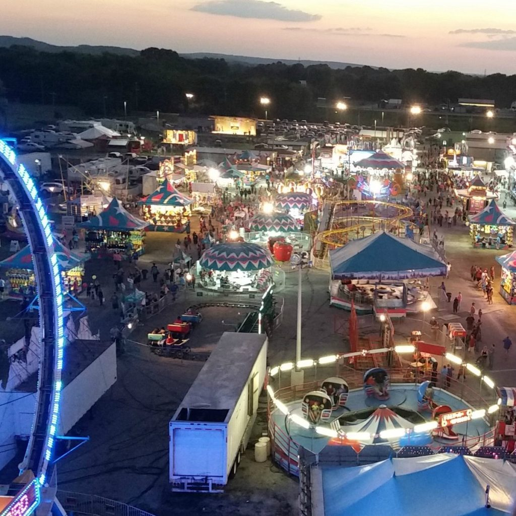 2020 Sd State Fair.Find Your 2019 State Fair Dates Here Taste Of Home