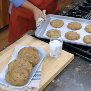 Big and Buttery Chocolate Chip Cookies