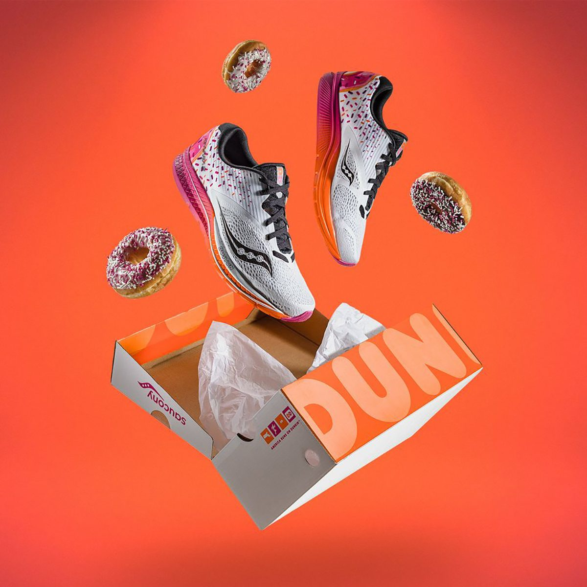 Dunkin Donuts shoes