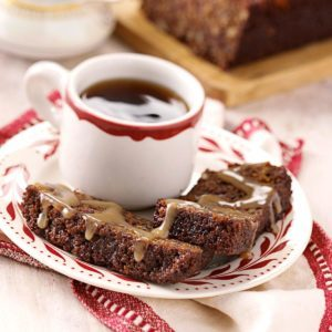 Date Pudding Cake Loaf