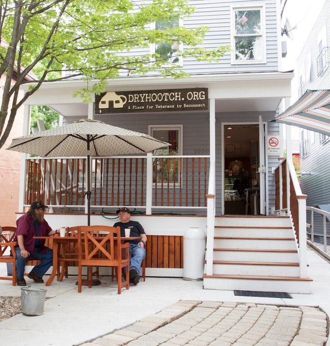 Dryhootch Coffee Shop