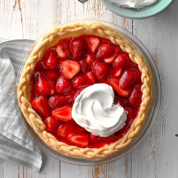 Oklahoma: Strawberry Pie