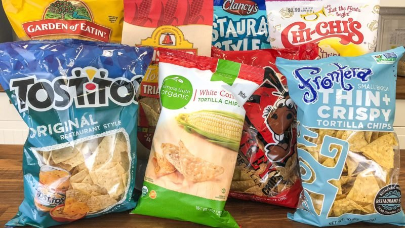 We Found The Best Tortilla Chips For Dips Salsas And More