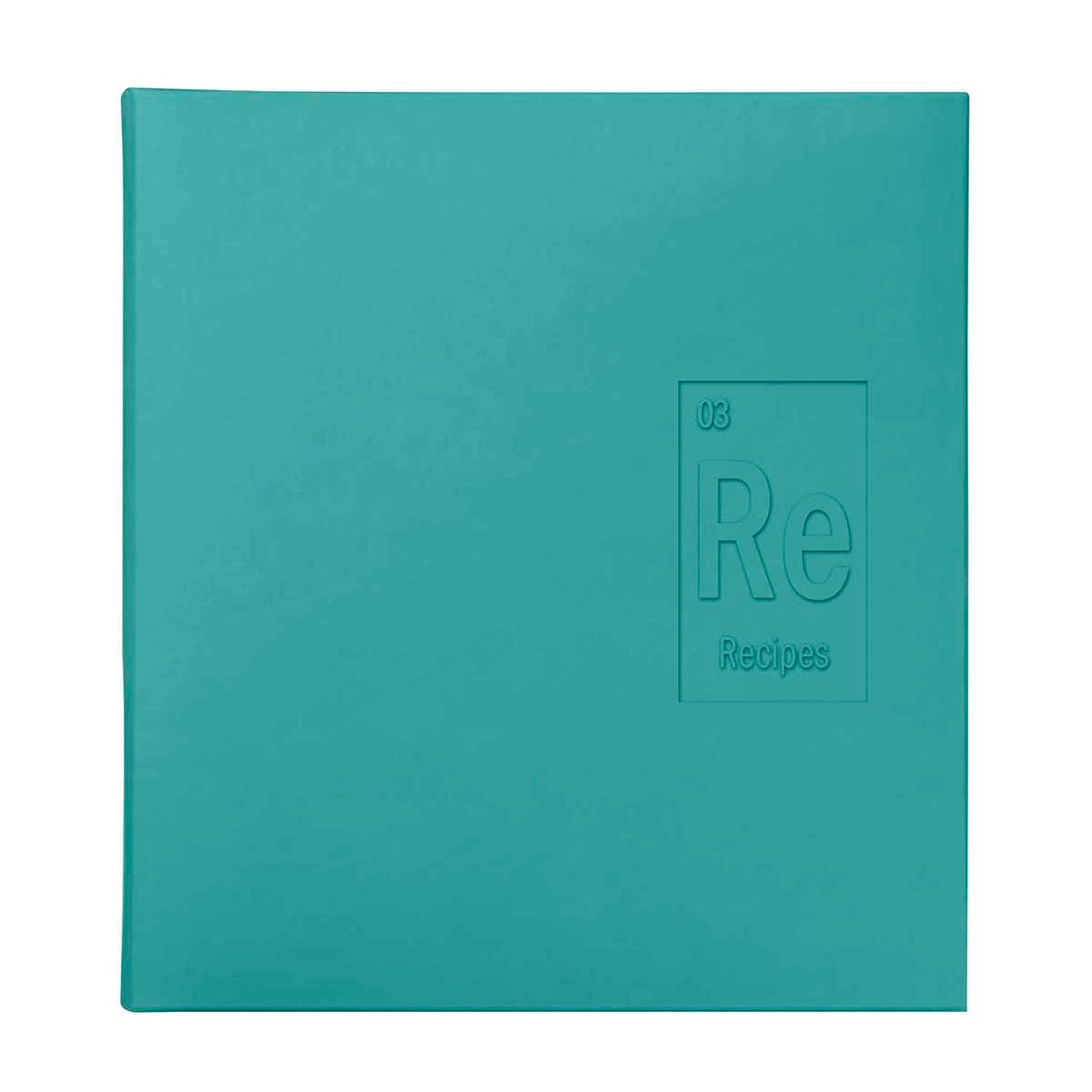 Chemistry-themed recipe book